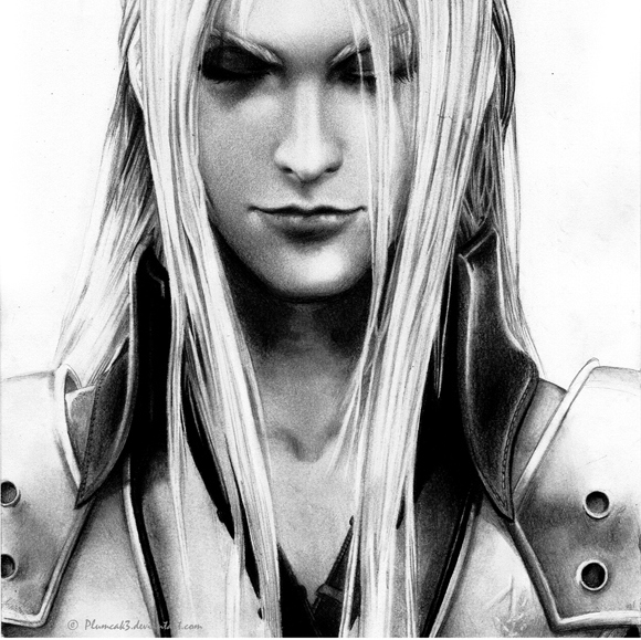 killing machine [sephiroth]