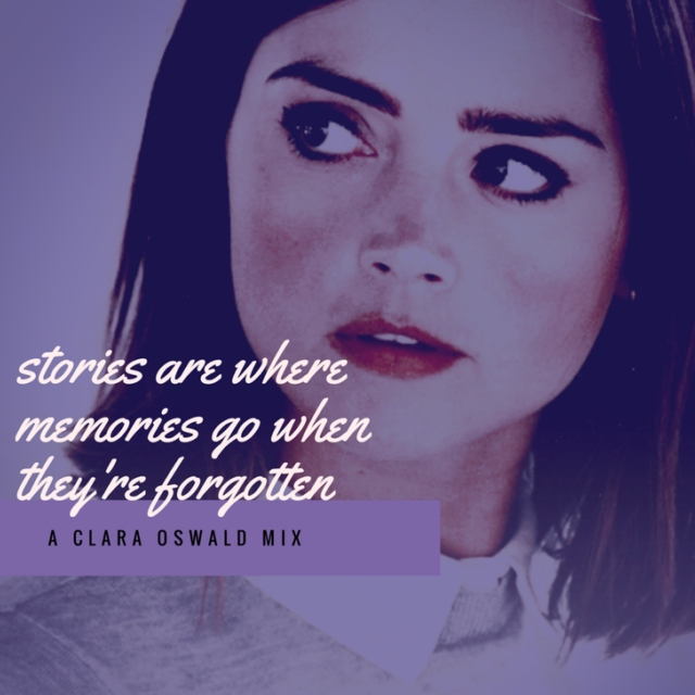 stories are where memories go when they're forgotten
