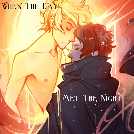 When the Day ☀️ Met the Night ✨