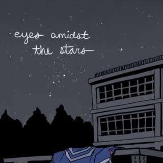 eyes amidst the stars