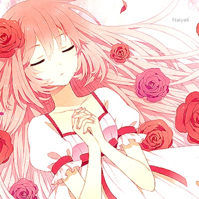 Rose Hearted Girl