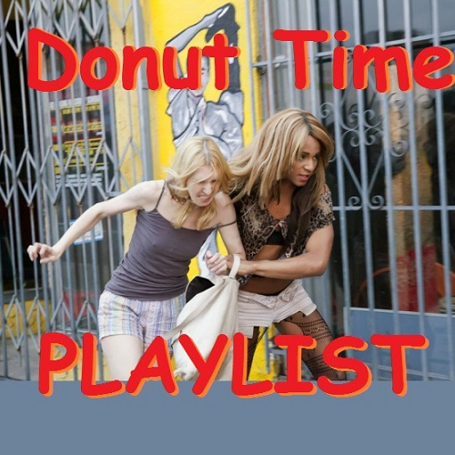 Donut Time Playlist (Tangerine Mix)