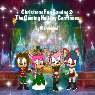 Christmas Fun Gaming 2: The Gaming Holiday Continues (Part 1)