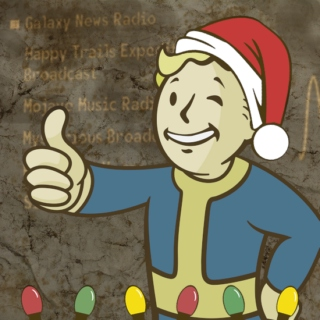 Have Yourself A Merry Fallout Christmas