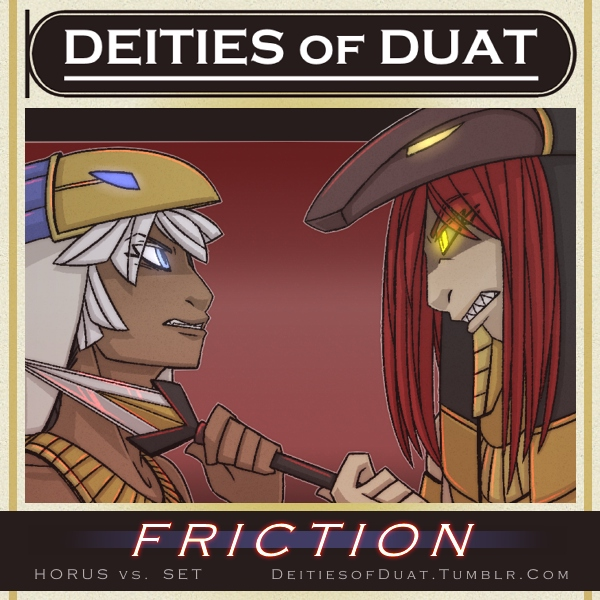 HORUS vs SET // Friction
