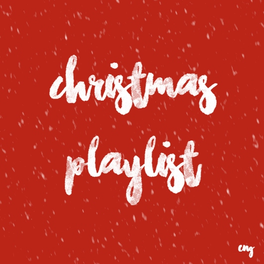 Christmas playlist (ENG.)