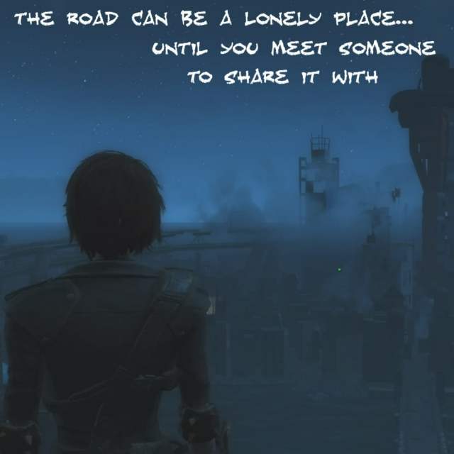 The Lonely Road (Fallout 4 Mix):