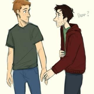 The Inexhaustible Silence of Houses-Destiel