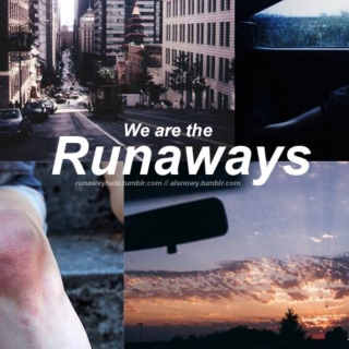 we are the runaways
