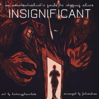 insignificant: an existentialist's guide to staying alive
