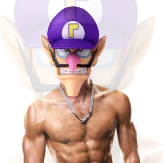when it saturday night and u waluigi
