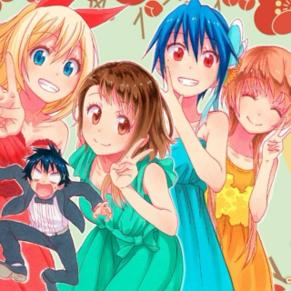 ♡ The Ultimate Nisekoi Fanmix: Part 2♡