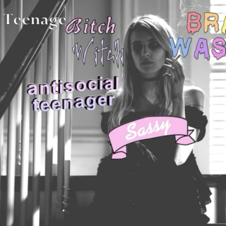 Teenage Bitch Witch