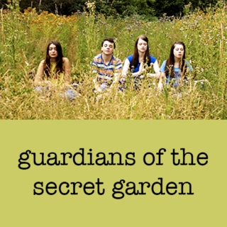 guardians of the secret garden
