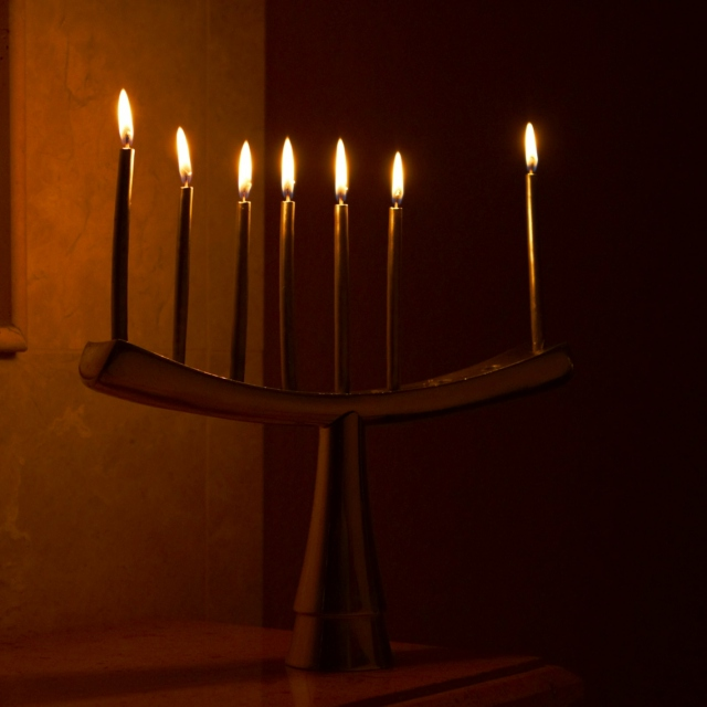 Hanukkah Night Six: Songs of Integrity