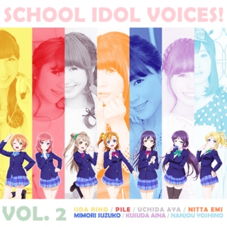 school idol voices! vol. 2
