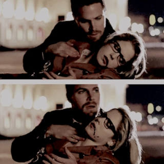 I just died in your arms tonight [olicity]