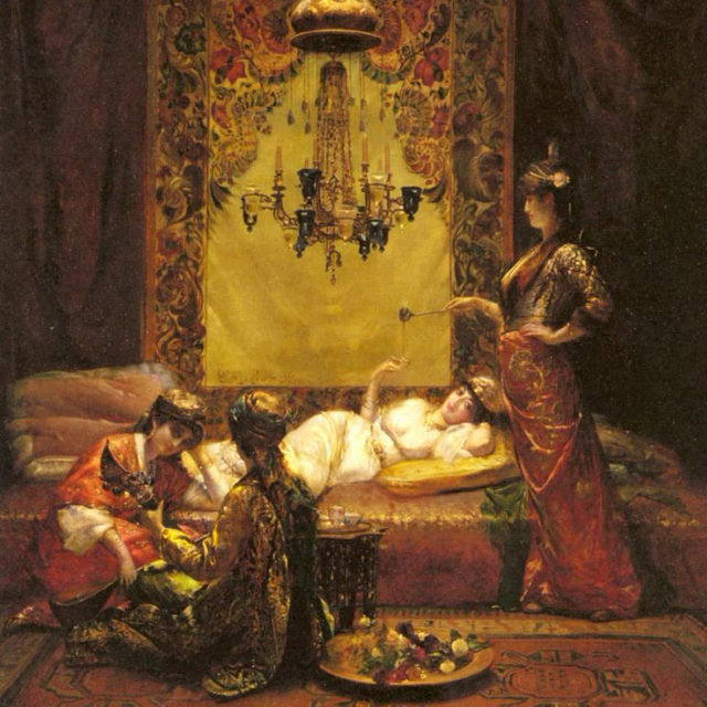 Sultans of an Empire