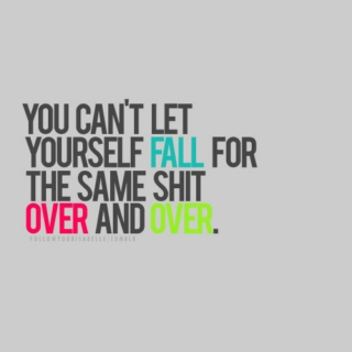 I'm gonna get over you .....Over you.