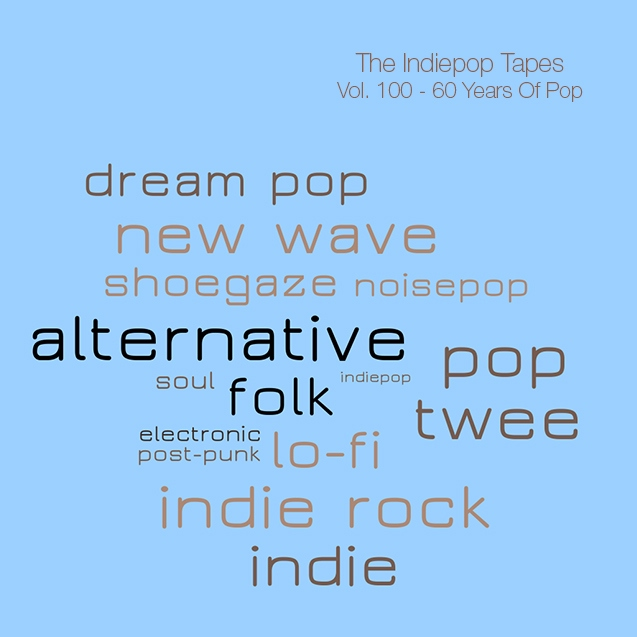 The Indiepop Tapes, Vol. 100: 40 Years Of Pop
