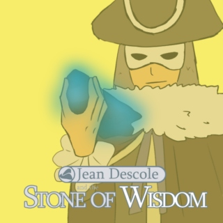 Jean Descole and the Stone of Wisdom fanmix
