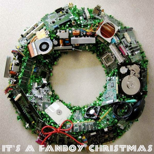 It's A Fanboy Christmas (Nerdy Christmas Songs)