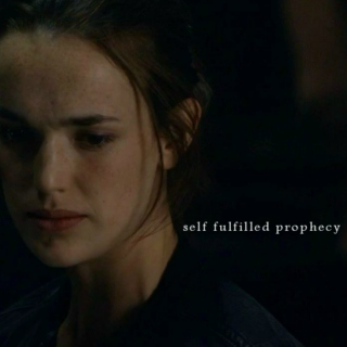 self fulfilled prophecy