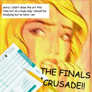 THE FINALS CRUSADE