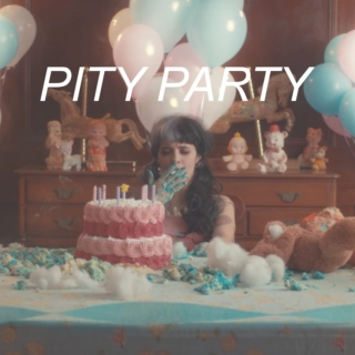 Pity Party (A Playlist)