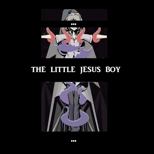 the little jesus boy