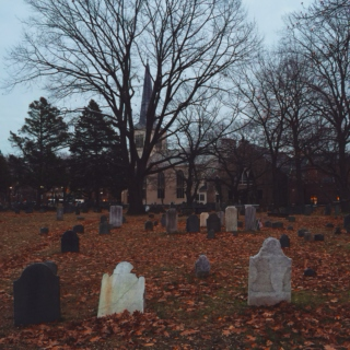 Current Mood: Old Burial Ground