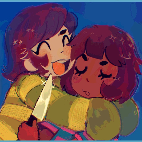 frisk's guide to sharing your body with a demon