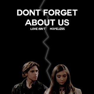 Dont Forget About Us - Riarlie Playlist