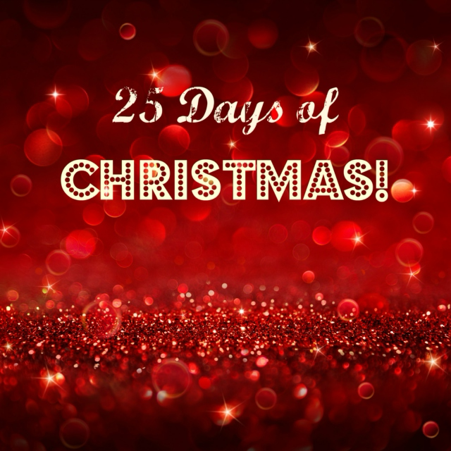 25 Songs for the 25 Days of Christmas