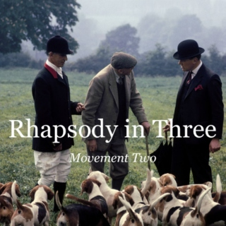 Rhapsody in Three: Movement Two