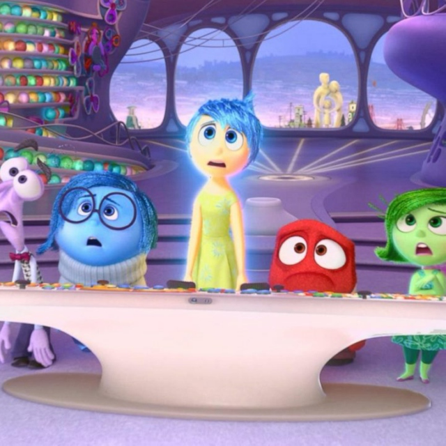 Inside Out meets Musical Theatre