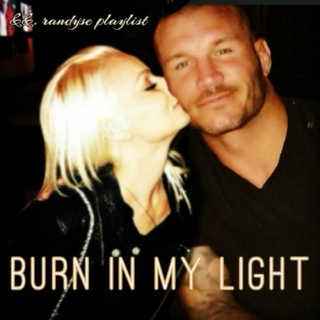 Burn in my Light