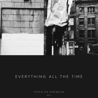 Everything All The Time