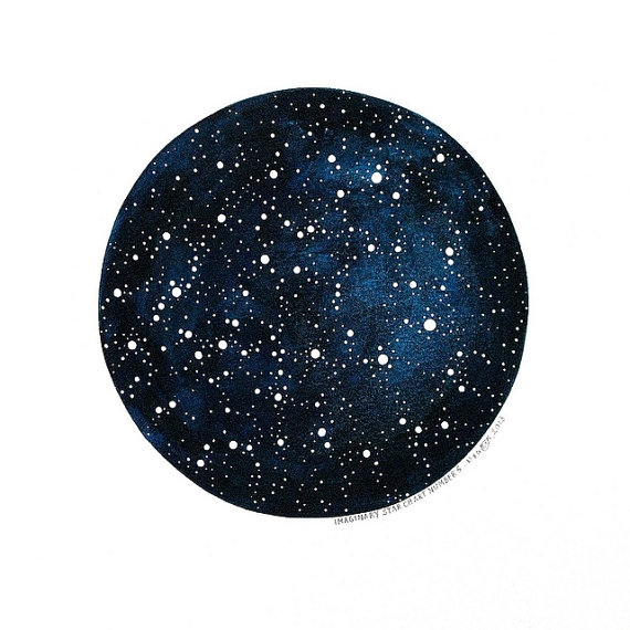 only the stars and you