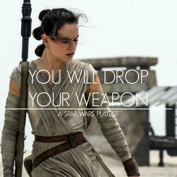 You Will Drop Your Weapon