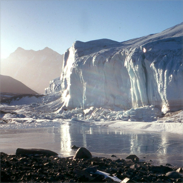 SONGS FOR GLACIERS