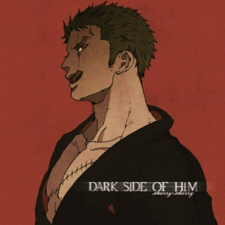 Roronoa Zoro: dark side of him