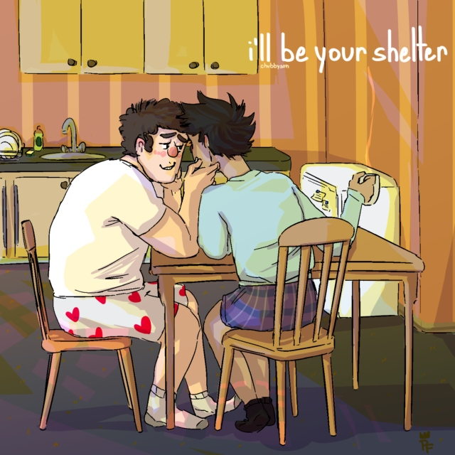 I'll Be Your Shelter