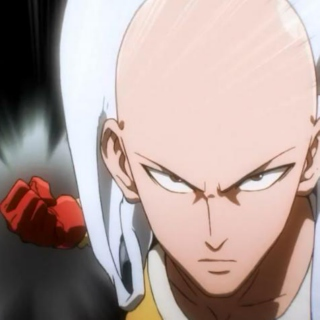 Saitama, the One Punch Man