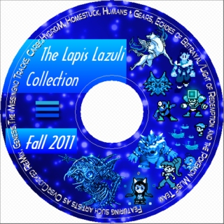The Book of Changes VIII: Lapis Lazuli/Heaven