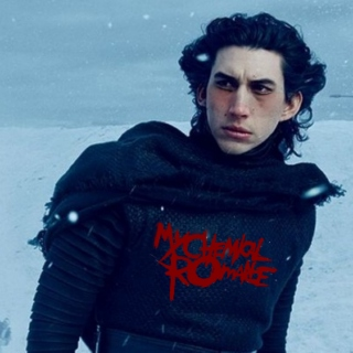 Kylo Ren: The Trash Child Who Shops at Hot Topic, Probably.