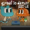 Gumball to Darwin's Just Us