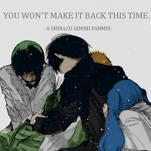 you won't make it back this time.