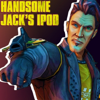Handsome Jack's iPod