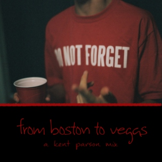 from boston to vegas